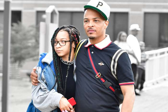 Snoop Dogg And 50 Cent Destroy T.I. With This Photo After He Revealed That He Has Daughter Deyjah Harris' Hymen Checked Every Year