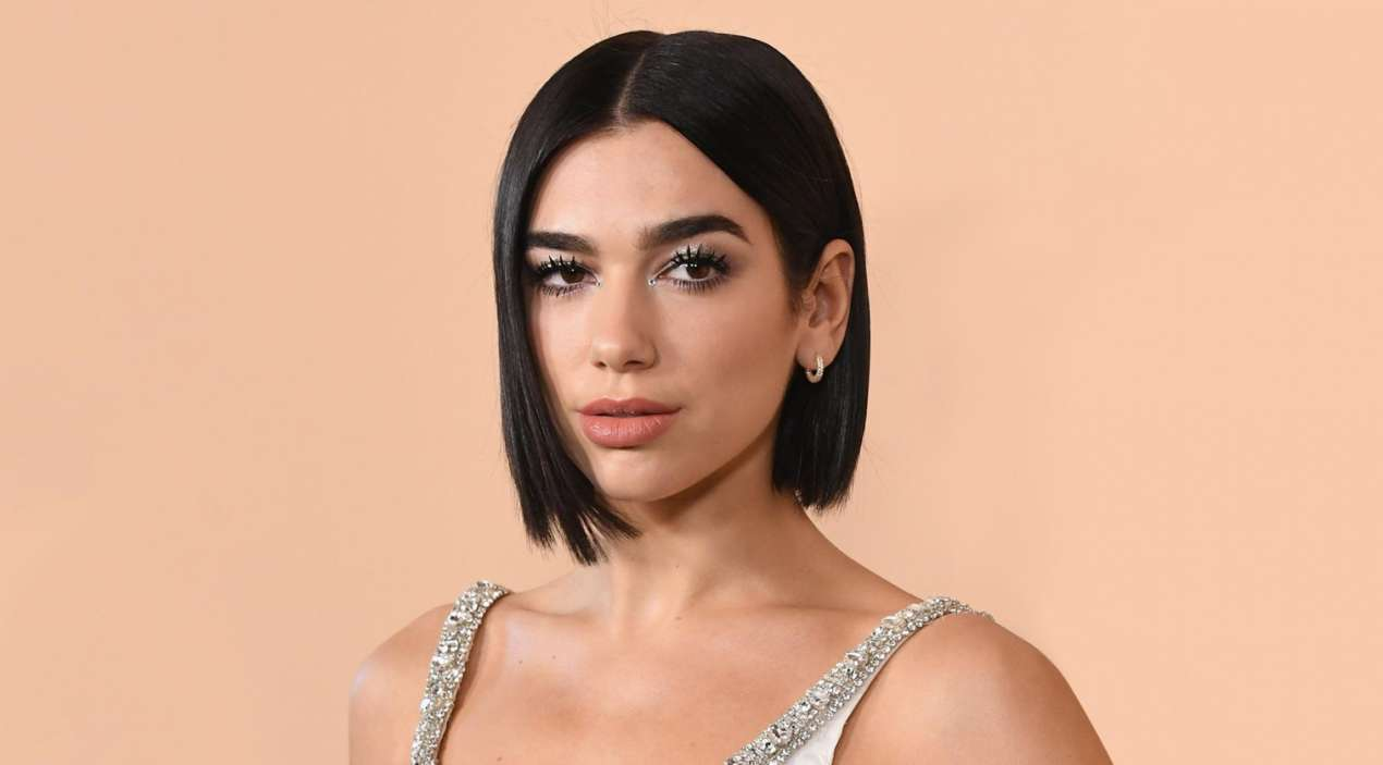 Dua Lipa debuts music video for dancing