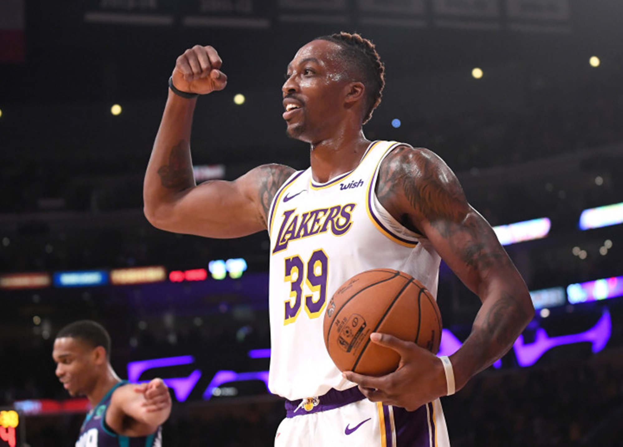 Dwight Howard Masin Elije Season