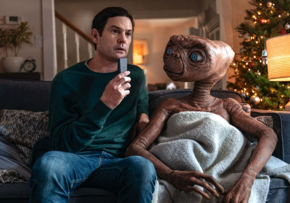 E.T. & Elliot Reunite In Holiday Xfinity Commercial 37 Years After The Blockbuster Movie