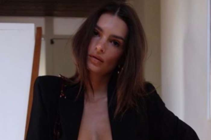 Emily Ratajkowski Heats Up Instagram In Blazer With Nothing Underneath But Not Everyone Approves Of The Revealing Attire