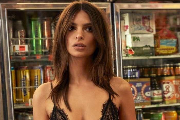 Emily Ratajkowski Slammed For Wearing Lingerie In Convenience Store