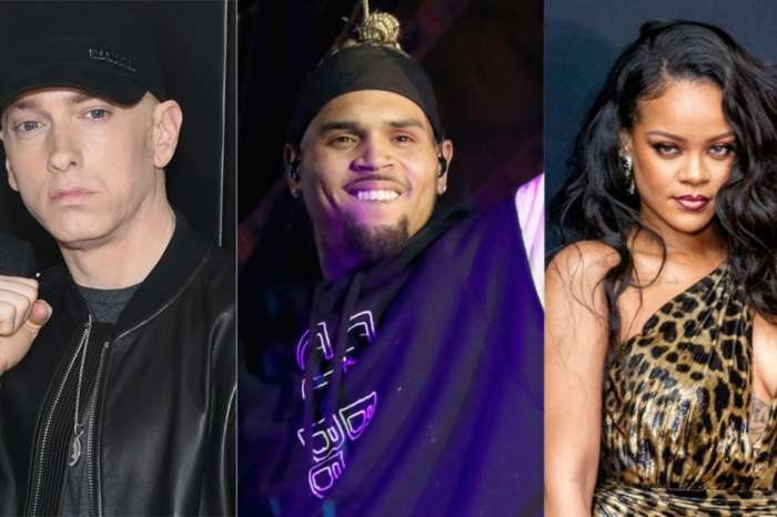 Eminem's Alleged Track Snippet Leaks -- MC Expressed Support For Chris Brown Over Beating Rihanna