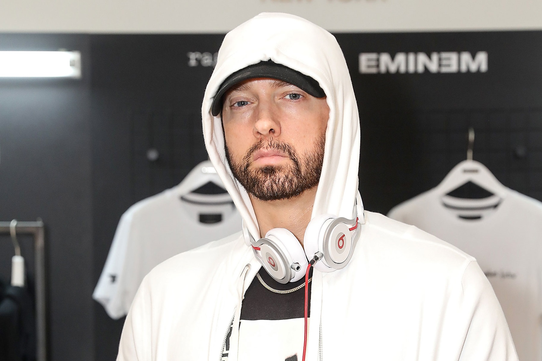 Eminem Donald Trump Secret Service