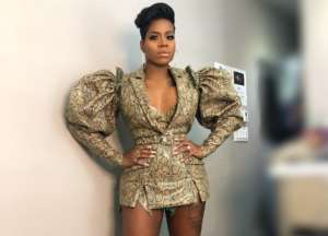 Fantasia Barrino Shows Her Impressive Curves In Tight Bodysuit As She Plays Basketball -- Fans Of Kendall Taylor's Wife Are Drooling Over The Sizzling Photos