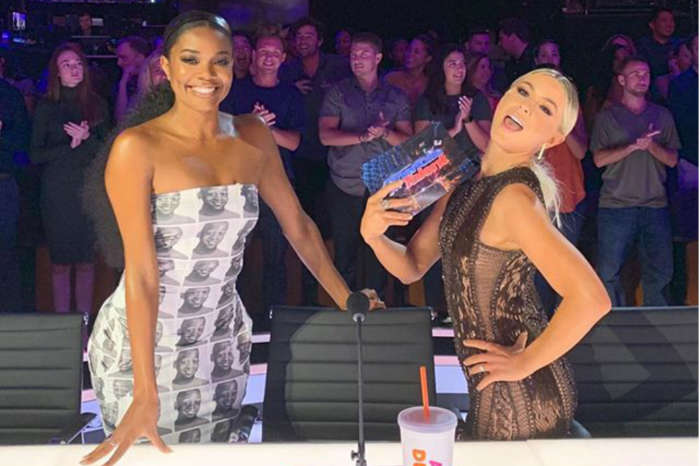 Gabrielle Union & Julianne Hough Reportedly Complained Of Toxic Work Environment At America's Got Talent