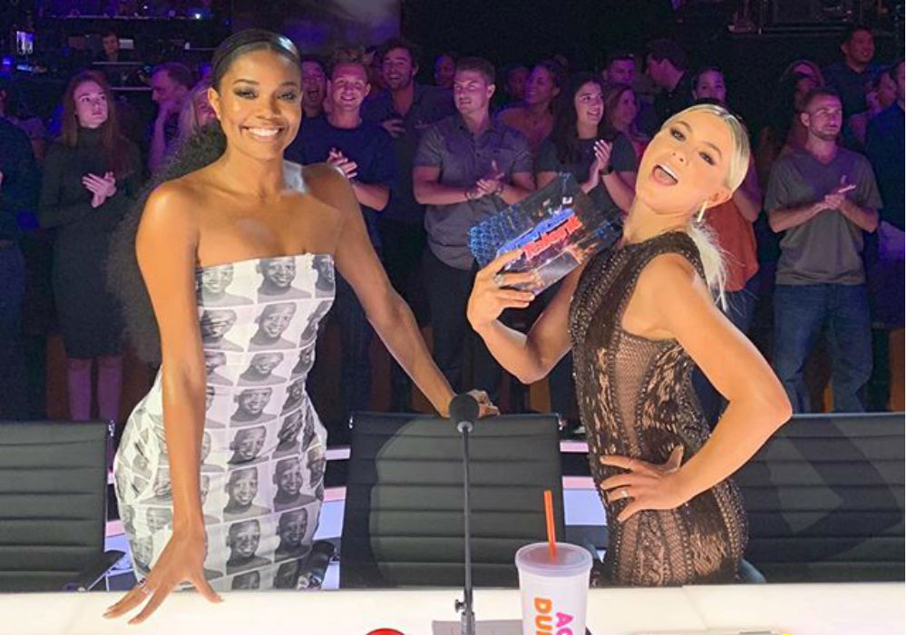 Gabrielle Union & Julianne Hough Complained Of Toxic Work Environment At America's Got Talent