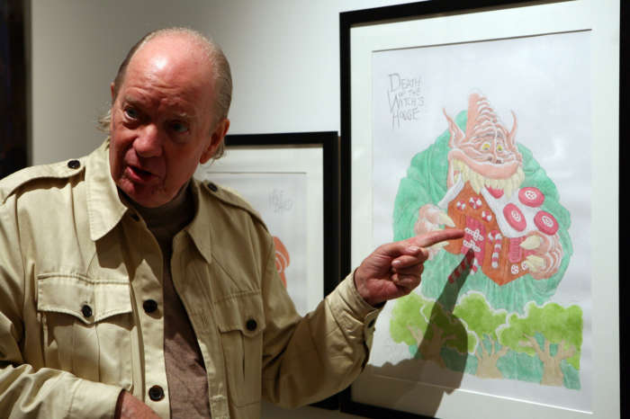 Gahan Wilson The Wizard Of Weird Cartoonist Passes Away At 89-Years