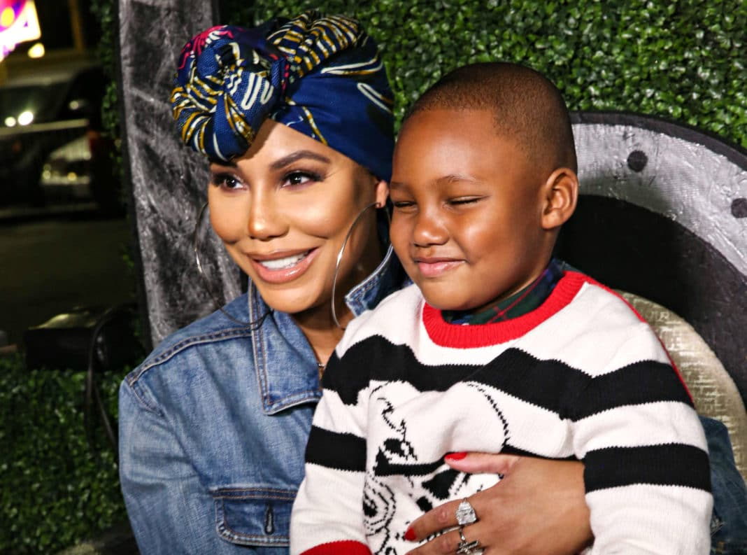 """""""tamar-braxton-gushes-over-david-adefeso-and-her-son-see-the-sweet-video"""""""
