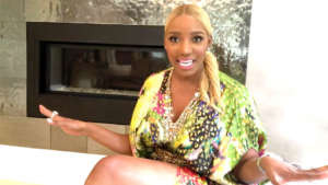 NeNe Leakes Was Invited At ExtraTV For An Interview - Check Out The Footage