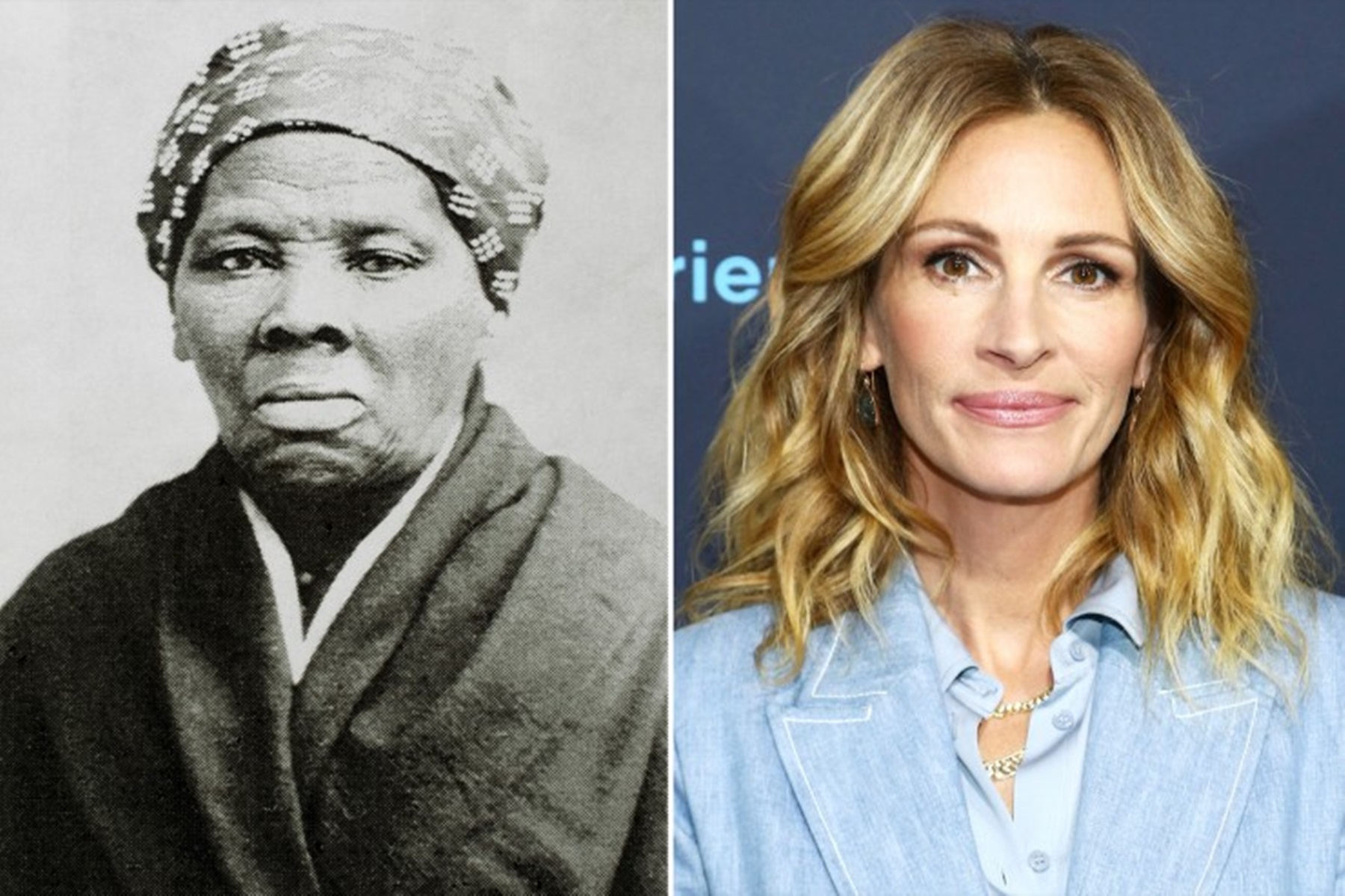 Harriet Tubman Julia Roberts Film
