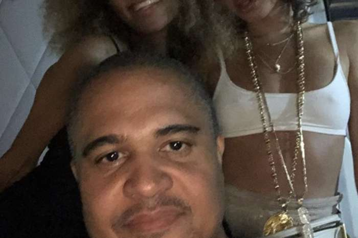 Irv Gotti Claims He Jokingly Pulled A Gun On His Daughter's Boyfriend During A Talk About Bedroom Activities