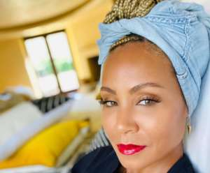 Jada Pinkett Smith Makes Fans Cry In New Video Where She Reveals How She Helped Tommy Davidson Reunite With His Birth Mother Who Left Him In The Trash When He Was A Baby