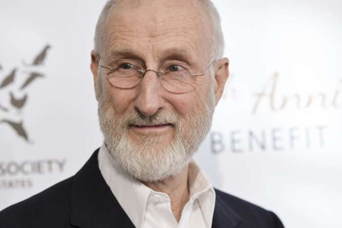 James Cromwell Apprehended At The University Of Texas During Climate Change Protest