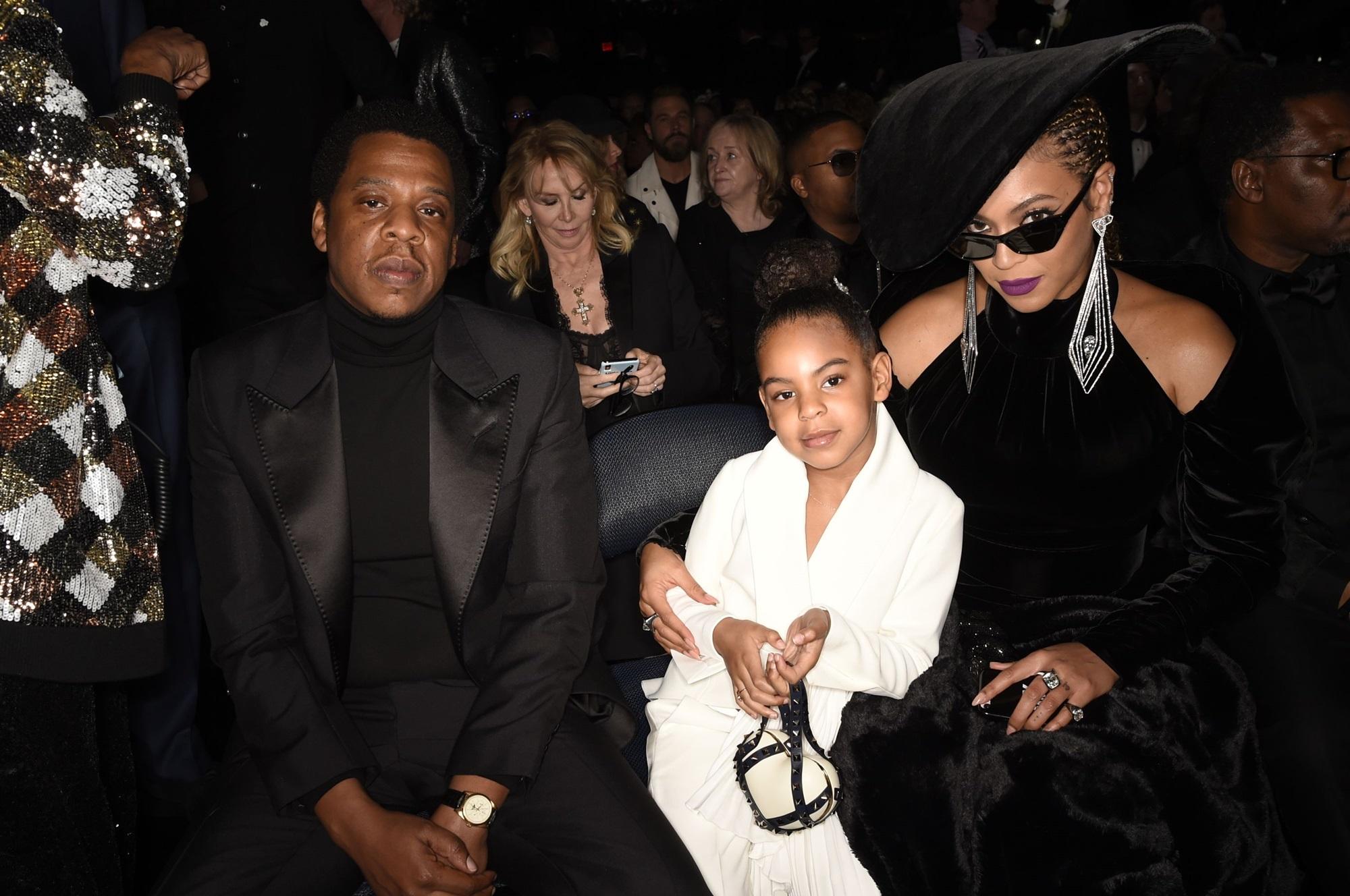 Jay-Z Blue Ivy Carter Beyonce