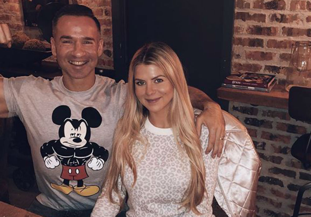 Jersey Shore - Mike 'The Situation' Sorrentino Celebrates First Wedding Anniversary With Wife Lauren