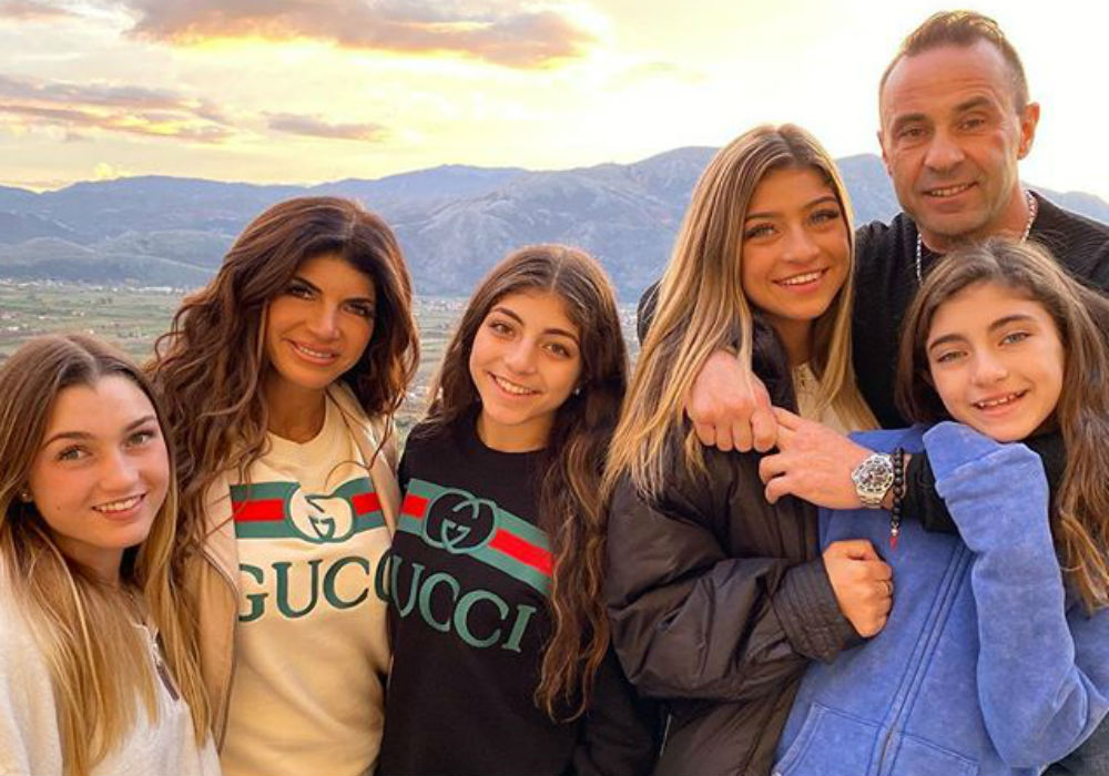 Joe Giudice Says It Was 'Painful' To See His Family On TV While He Was In Prison And Reveals The One Scene He Couldn't Watch