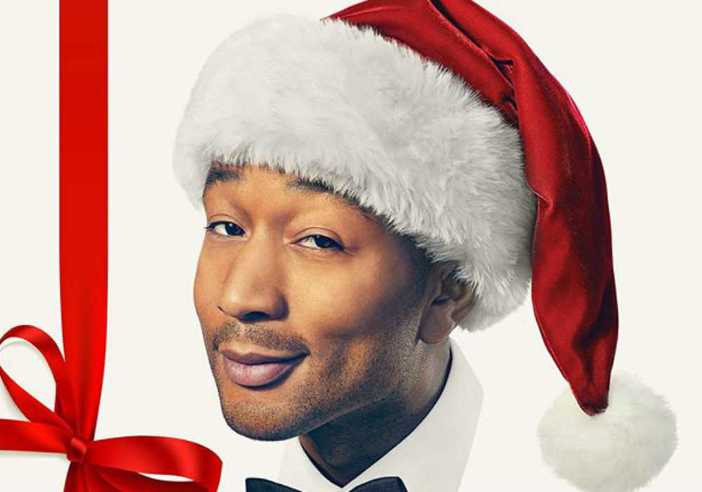 John Legend Changes The Lyrics To A Christmas Classic In Wake Of #MeToo Movement, And There's Been Some Backlash