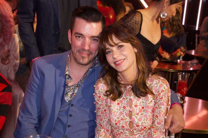 Jonathan Scott's Brother J.D. Says Zooey Deschanel 'Could Be The One' For Him - He's 'Head Over Heels!'