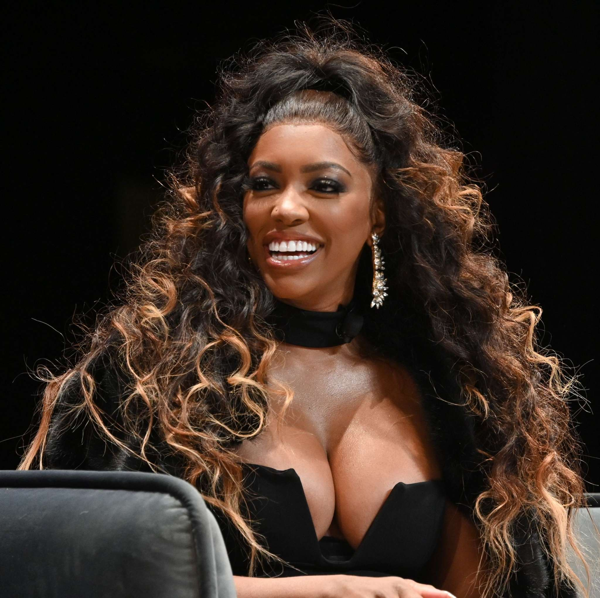 Porsha Williams Shows Off A New Look In Yellow And Some People Are Shocked: 'Did You Go To Kim's Surgeon?'