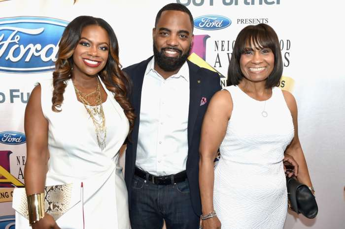 Kandi Burruss Brings Back The '70s For Her Mom's 70th Birthday - Check Out The Gorgeous Family Pics