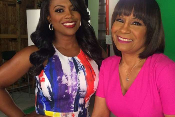 Kandi Burruss Celebrates Her Mom's 70th Birthday