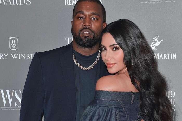 Kim Kardashian Hides Her Body In Latest Photos Because Of Husband Kanye West