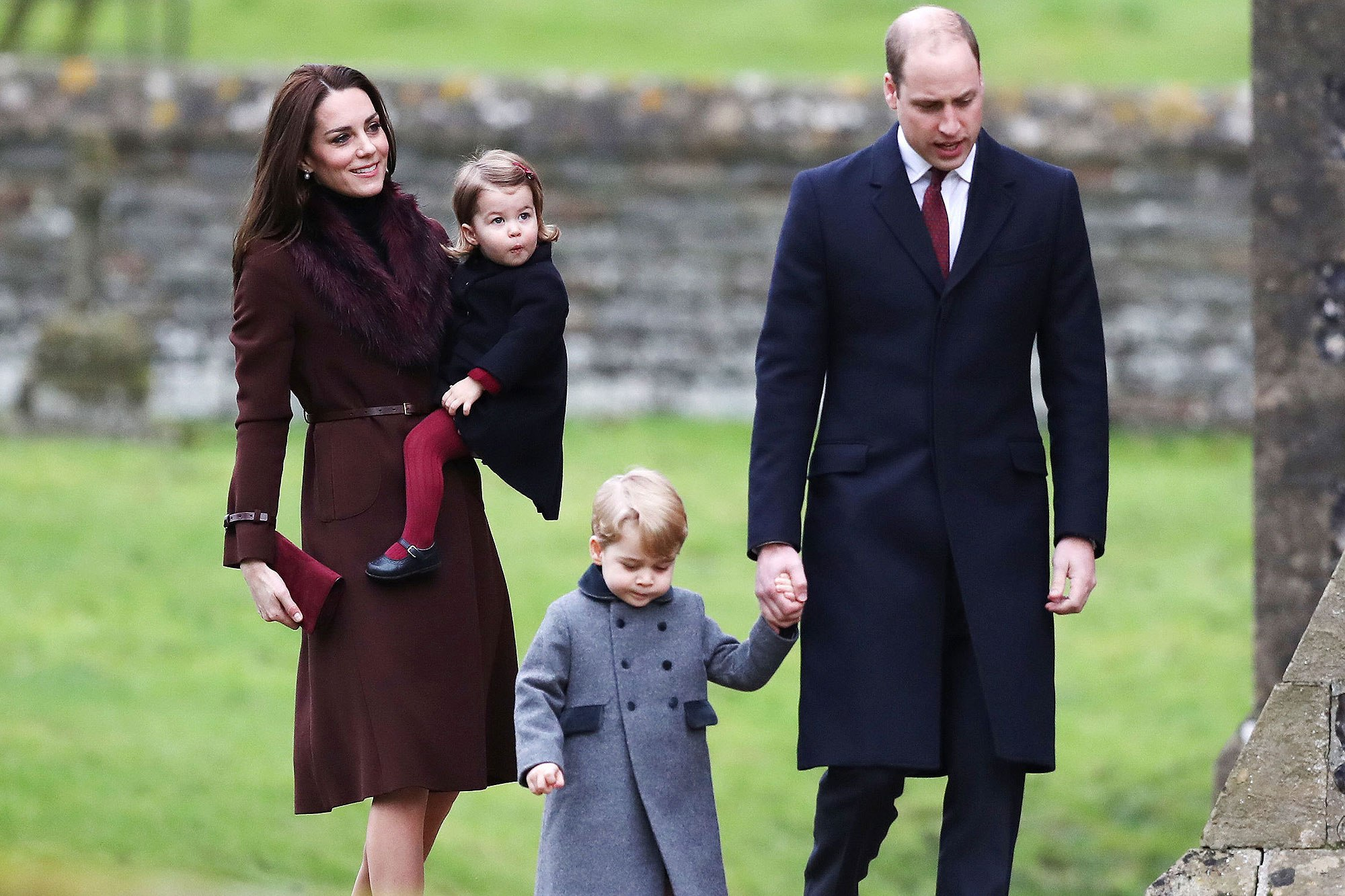 Kate Middleton cancels public appearance 'due to the children'