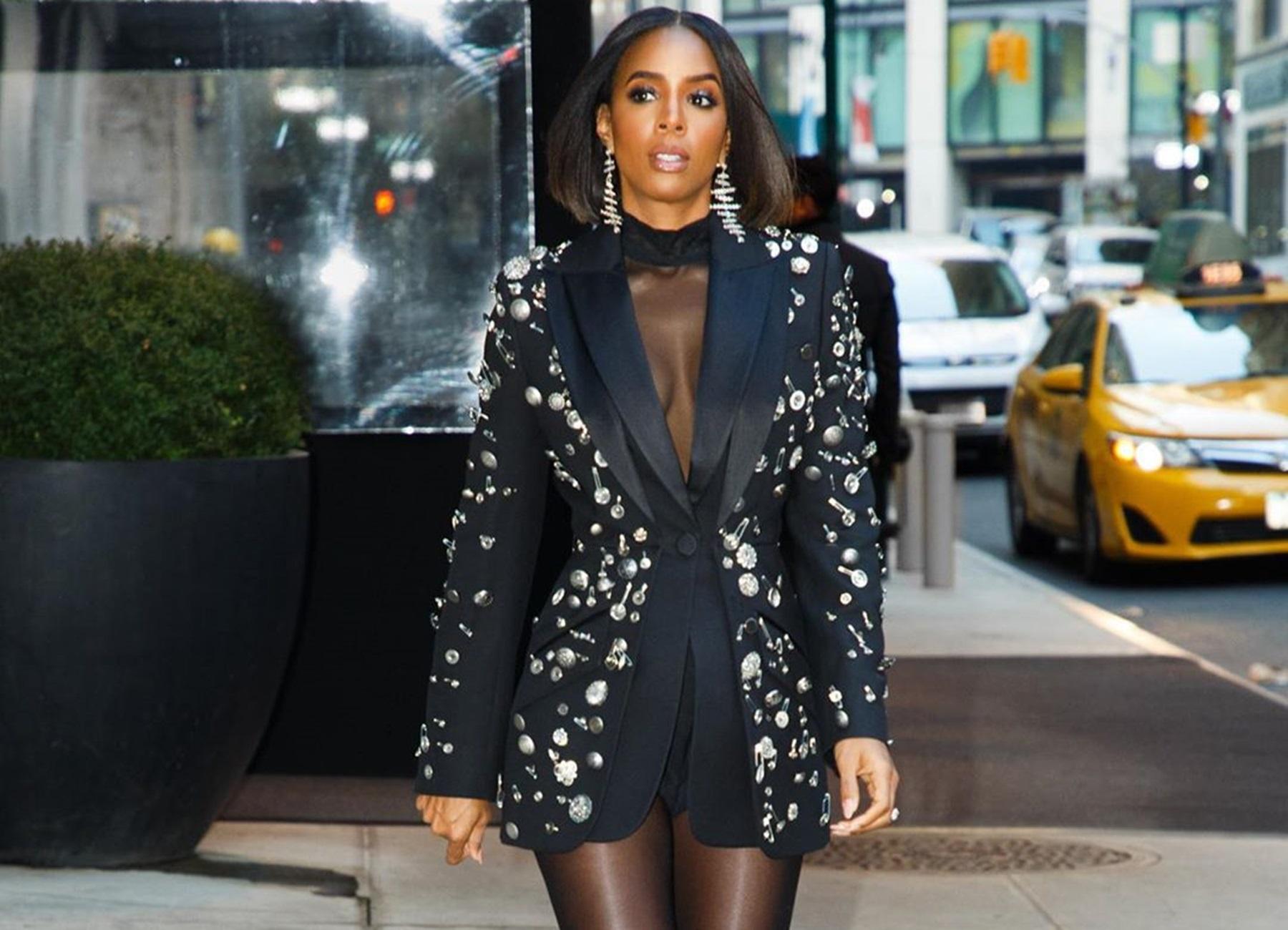 Kelly Rowland NeNe Leakes RHOA