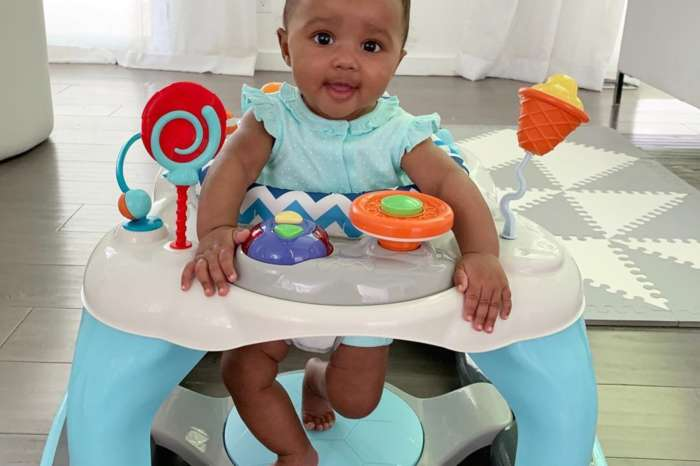 Kenya Moore And Marc Daly's Daughter, Brooklyn Is 1 Year Old!