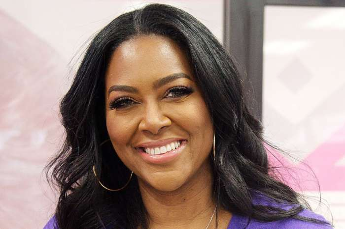 Kenya Moore Shares Her Resemblance With A Barbie Doll On Social Media