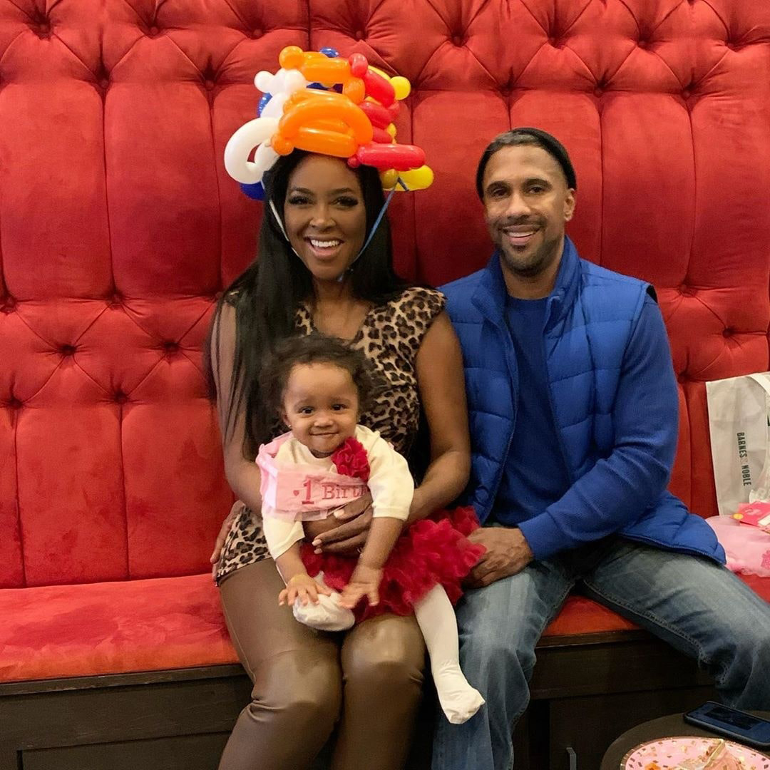 Kenya Moore's Daughter, Brooklyn Daly Receives Gifts For Her First Birthday From Barbie Team - See The Pics & Videos
