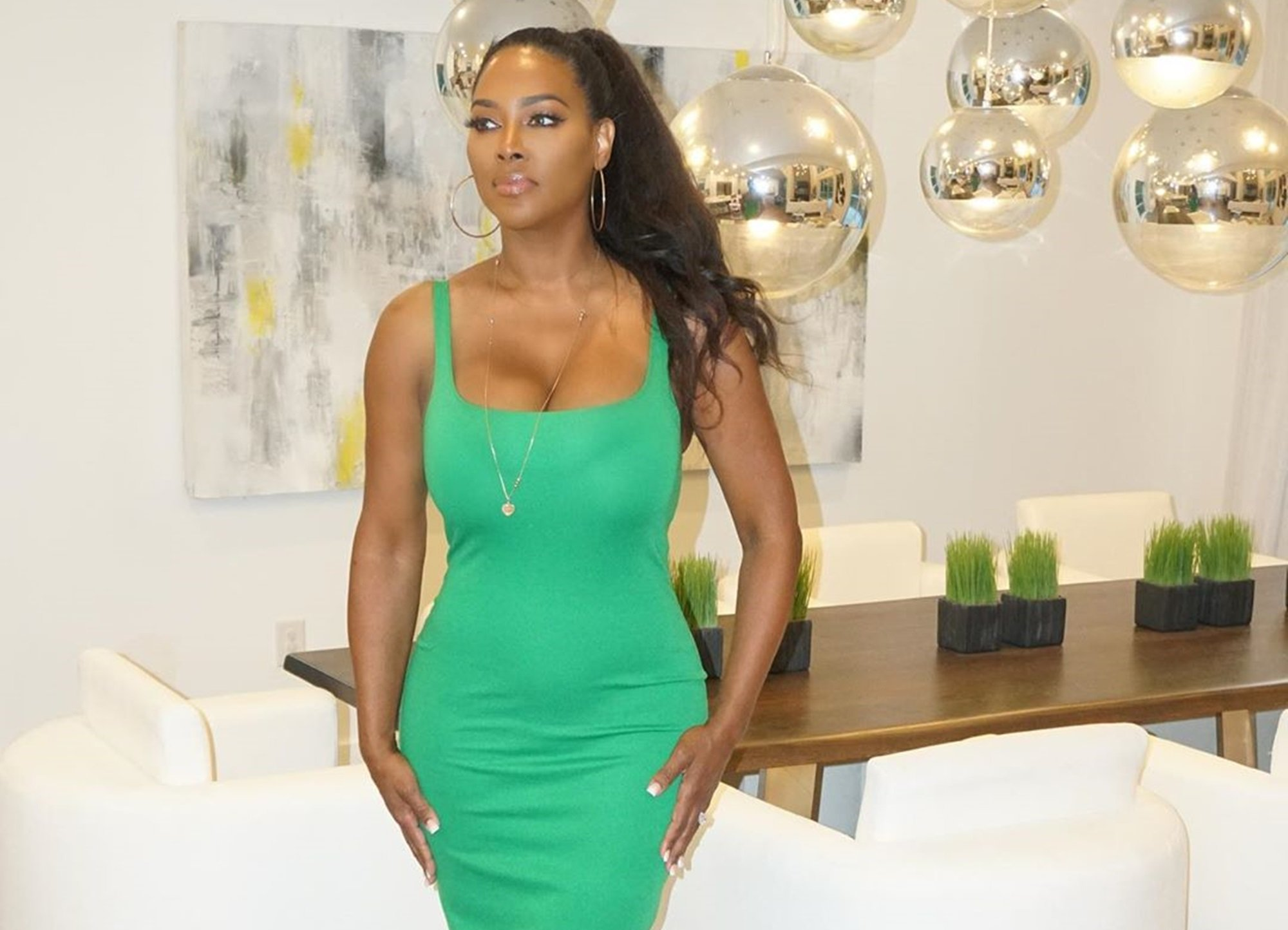 Kenya Moore's Fans Tell Her That Her Daughter, Brooklyn Daly Is The Best Joy She Could Ask For