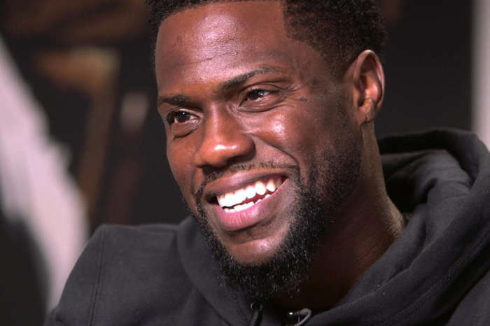 Kevin Hart Appears Out In Public Following Back-Injuring Crash