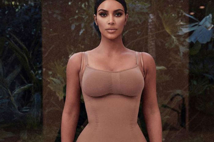 Kim Kardashian Makes Her '90s Infomercial Dreams Come True' With Hilarious Video Ahead Of SKIMS Restock