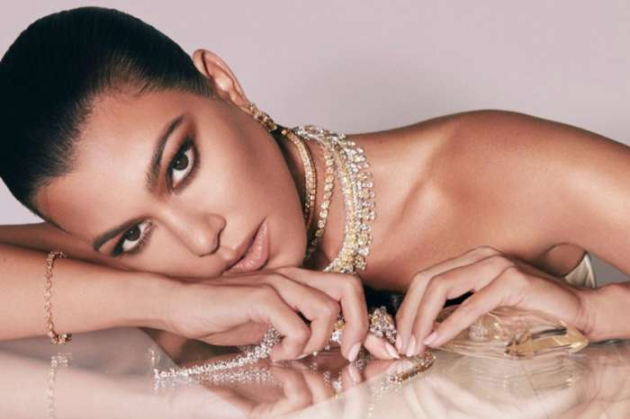 Kourtney Kardashian Is Gorgeous In New KKW Fragrance Campaign Photos And Videos