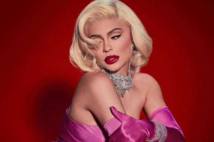 Kylie Jenner Stuns As Marilyn Monroe For V Magazine — Makeup Artist Ariel Tejada Used Kylie Cosmetics For The Photoshoot