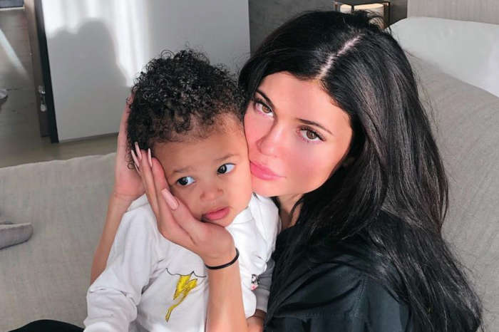 KUWK: Kylie Jenner's Daughter Stormi Is The 'Coolest Girl' In Pic Showing Her With Beaded Braids - Check It Out!