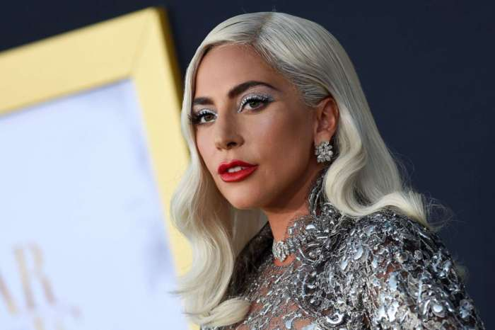 Lady Gaga Says She Has A 'Responsibility To The World'
