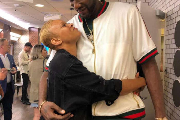 Lamar Odom Celebrates His Engagement To Sabrina Parr