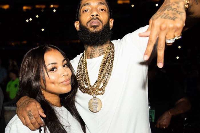 Lauren London Was Not Pleased After T.I. Did This To Nipsey Hussle And She Made Sure To Call Him Out