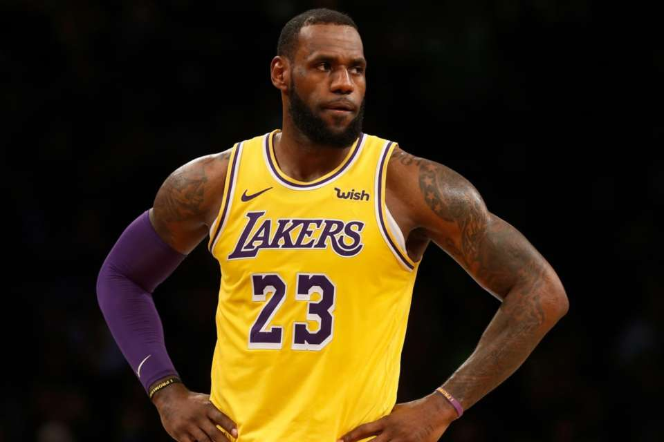 LeBron James Might Have Explained Why He Is Passing Gas On Camera And Have Lakers' Fans Chanting MVP All At Once