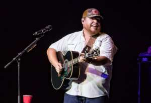 Luke Combs New Album Goes To #1 On Billboard 200 Setting Records In The Process