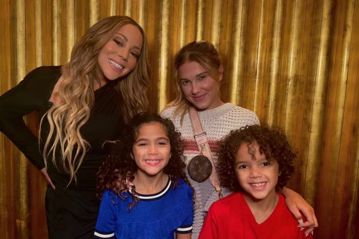 Mariah Carey Raves About Millie Bobby Brown After Her Twins Meet Her!