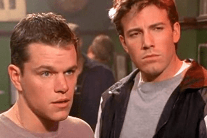 Matt Damon Says Ben Affleck Is In A Good Place As Social Media Slams Katie Cherry As A Bad Influence On Oscar-Winner