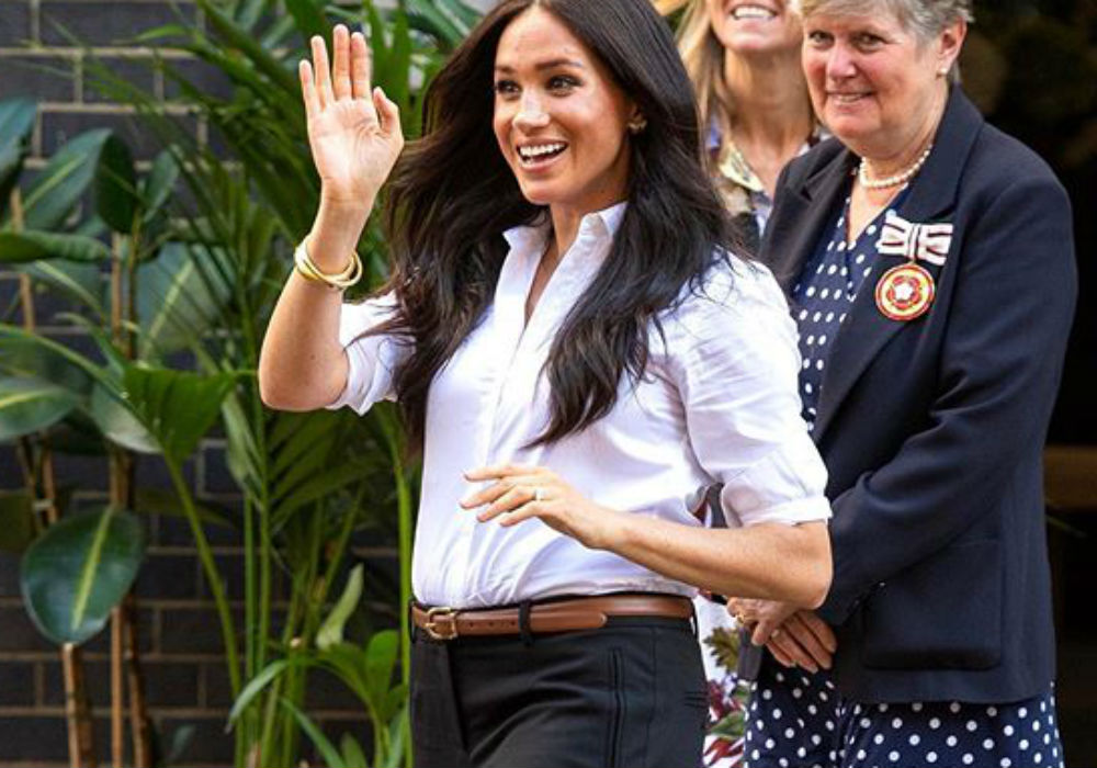 Meghan Markle Gets Candid About Being A Royal And What She Really Wants From The Media And Her Fans