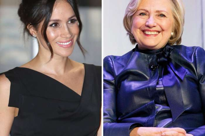 Hillary Clinton Confirms She Might Run For President Again And Defends Meghan Markle Against Racist Tabloids