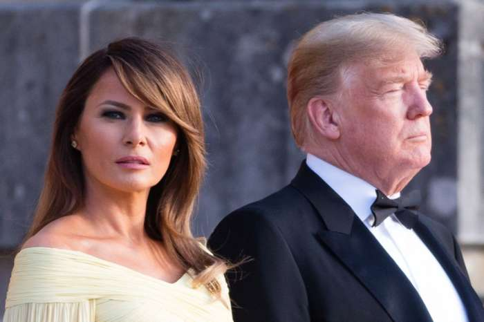 Donald Trump Surprised Even Melania Trump By Doing This