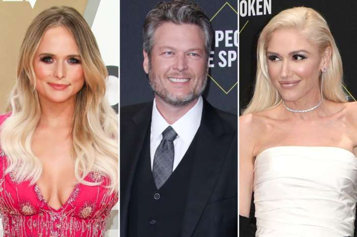 Blake Shelton And Gwen Stefani Enjoyed A Performance By Miranda Lambert At The CMA Awards