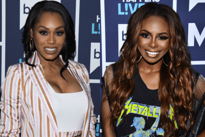 Monique Samuels' Attorney Speaks Out After Candiace Dillard Files Charges For RHOP Beatdown